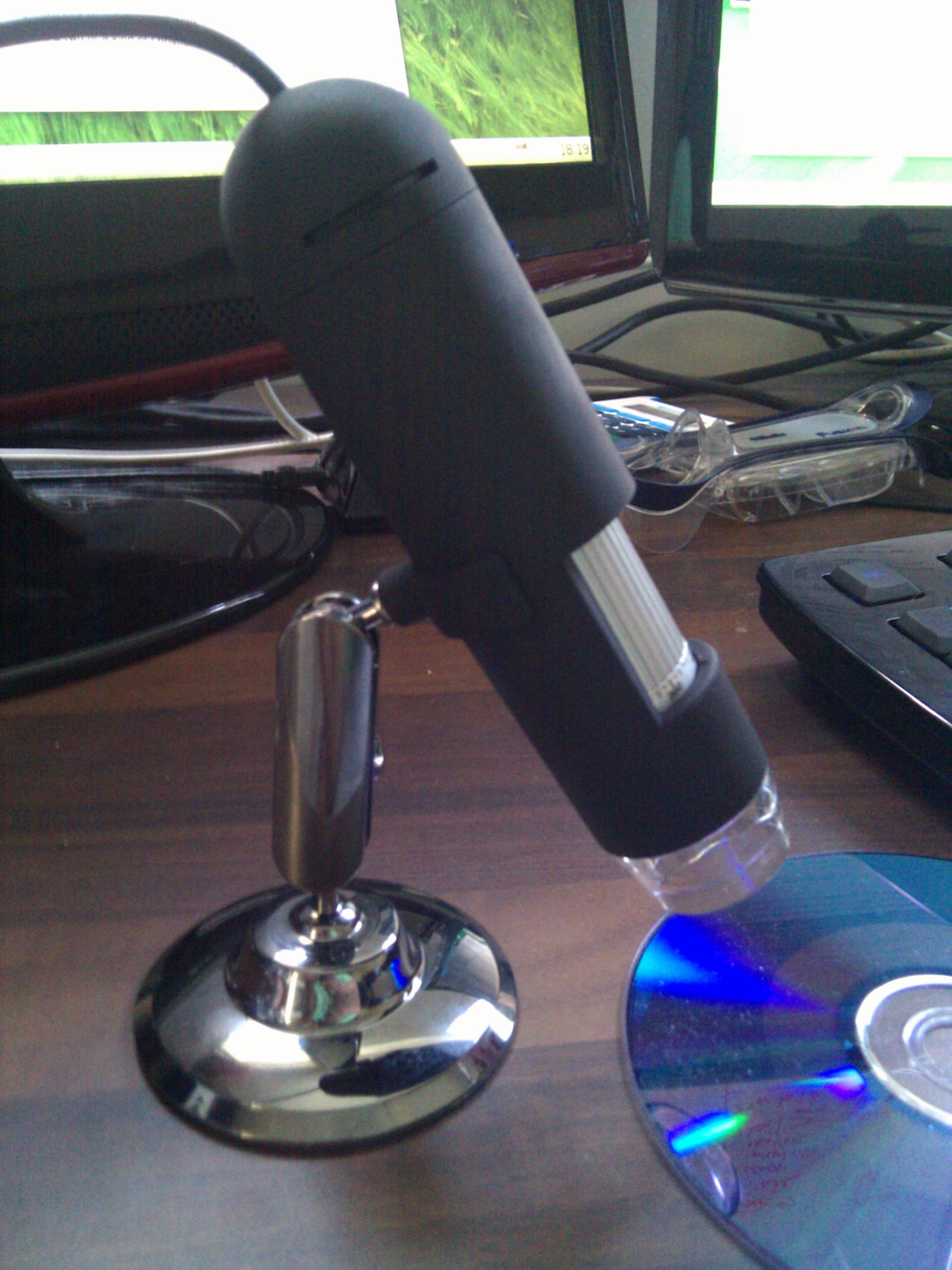 20X-400X 1.3MP Digital Microscope