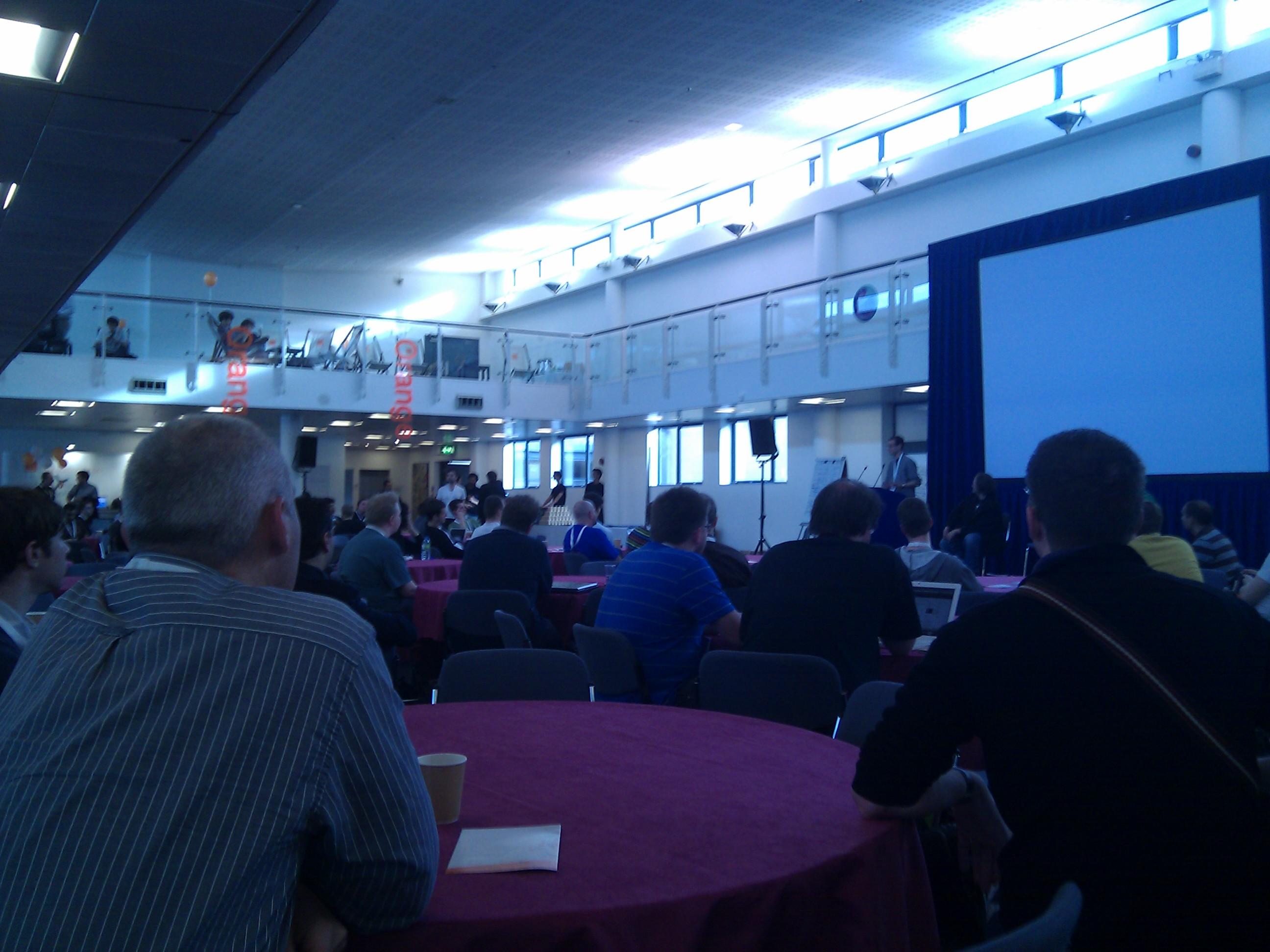 Google Barcamp day 2